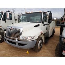 2012 INTERNATIONAL DURA STAR Service / Mechanic / Utility Truck
