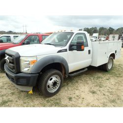 2011 FORD F450 Service / Mechanic / Utility Truck