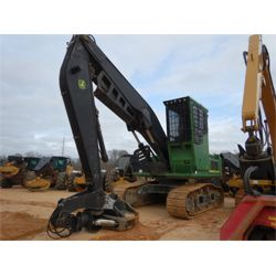 JOHN DEERE 3754D Log Loader