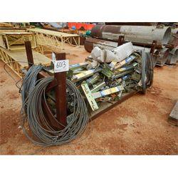 MILLER SKY GRIP SAFETY SYSTEM Bridge Material