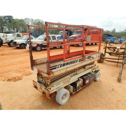 1993 JLG OM 2033 Forklift - Telehandler