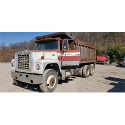 1978 FORD LT9000 Dump Truck