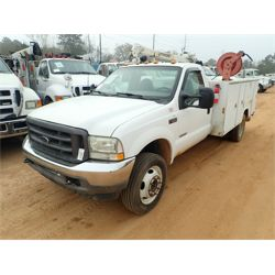 2003 FORD F550 Service / Mechanic / Utility Truck