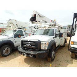 2014 FORD F550 Boom / Bucket / Crane Truck