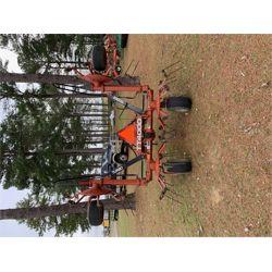 PEQUEA TT4000 Hay / Forage Equipment