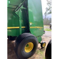 2014 JOHN DEERE JD469 Hay Baler Hay / Forage Equipment