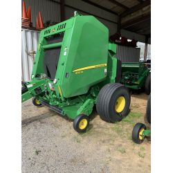 2018 JOHN DEERE JD 450 Hay Baler Hay / Forage Equipment