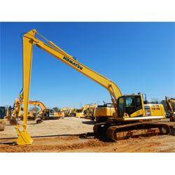 2012 KOMATSU PC290LC-10 Excavator