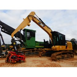 2017 CATERPILLAR 538FM Logging Processor / Harvester