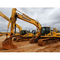 2018 KOMATSU PC290LC-11 Excavator