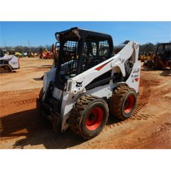 2017 BOBCAT S650 Skid Steer Loader - Wheel