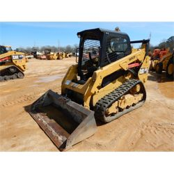 2015 CATERPILLAR 259D Skid Steer Loader - Crawler