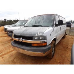 2003 CHEVROLET EXPRESS WORK VAN Passenger Van