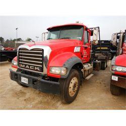 2013 MACK CU713 Roll Off Truck