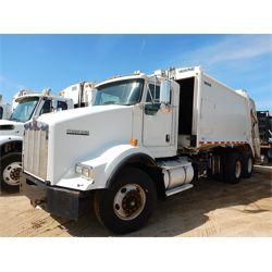 2011 KENWORTH T800 Garbage / Sanitation Truck