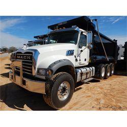 2019 MACK GR64F Dump Truck