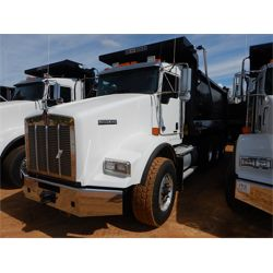 2019 KENWORTH T800 Dump Truck