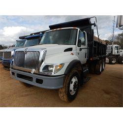 2007 INTERNATIONAL 7500 Dump Truck