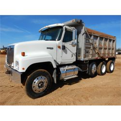 2007 INTERNATIONAL PAYSTAR 5000 Dump Truck