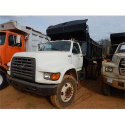 1998 FORD F-SERIES Dump Truck