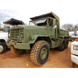 1984 AM GENERAL 6x6 Dump Truck
