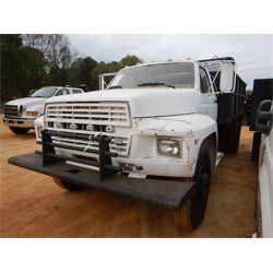 1983 FORD F700 Dump Truck