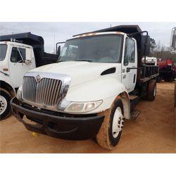 2002 INTERNATIONAL INTERNATIONAL Flatbed Dump Truck