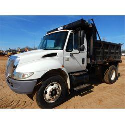 2007 INTERNATIONAL 4300 Dump Truck