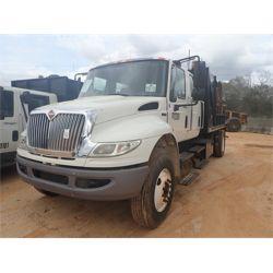 2011 INTERNATIONAL DURA STAR  Flatbed Dump Truck