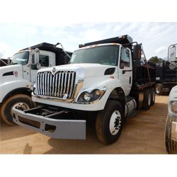 2011 INTERNATIONAL WORK STAR Dump Truck