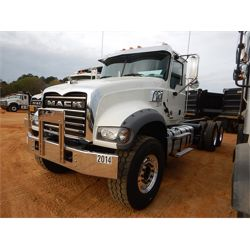 2019 MACK GR64F Cab and Chassis Truck