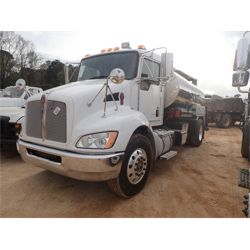 2018 KENWORTH T400 Asphalt / Hot Oil Truck