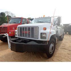 1992 GMC TOPKICK Asphalt / Hot Oil Truck
