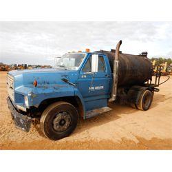 1989 FORD 700 Asphalt / Hot Oil Truck