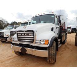 2004 MACK CV713 Fuel / Lube Truck