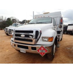 2007 FORD F750 Fuel / Lube Truck