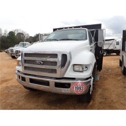 2008 FORD F650 Fuel / Lube Truck