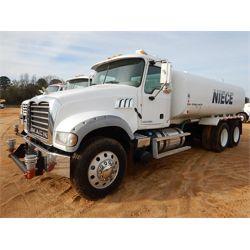 2012 MACK GU713 Water Truck