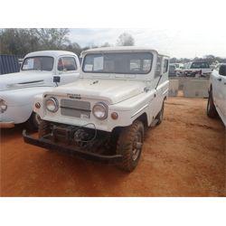 1967 NISSAN PATROL Car / SUV