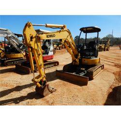 2016 KOBELCO SK35SR-6E Excavator - Mini
