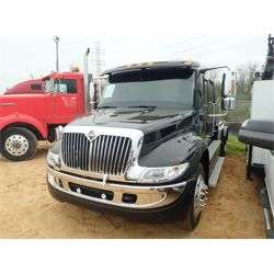 2006 INTERNATIONAL RXT Flatbed Truck