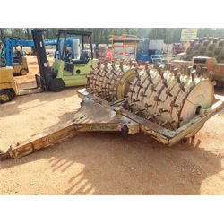 TAMPCO SHEEPFOOT ROLLER Compaction Equipment