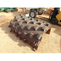 Padfoot Shell Cover Compactor Attachment