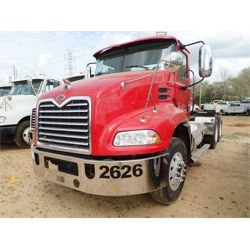 2007 MACK CXN613 Day Cab Truck