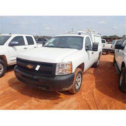 2012 CHEVROLET 1500 Pickup Truck
