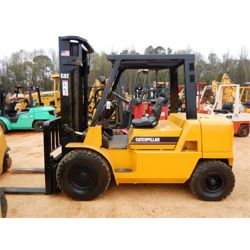 CATERPILLAR DP40K Forklift - Mast