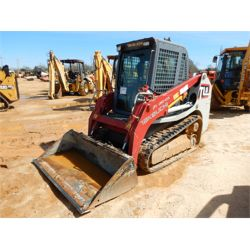 2016 TAKEUCHI TL8 Skid Steer Loader - Crawler