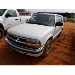 1999 CHEVROLET BLAZER Car / SUV