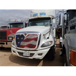 2014 INTERNATIONAL PROSTAR Day Cab Truck