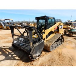 2008 CAT 277D Skid Steer Loader - Crawler